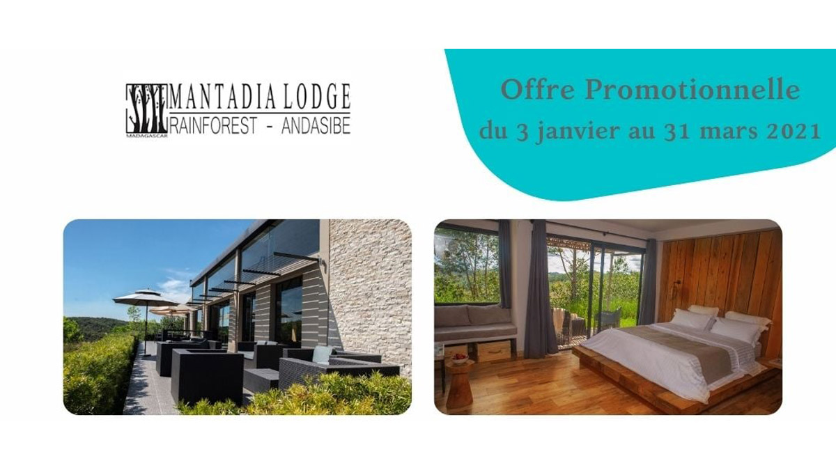 Affiche offre Mantadia Lodge