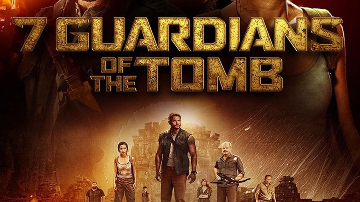 7 GUARDIANS OF THE TOMB, UNE HISTOIRE D'OUTRE-TOMBE