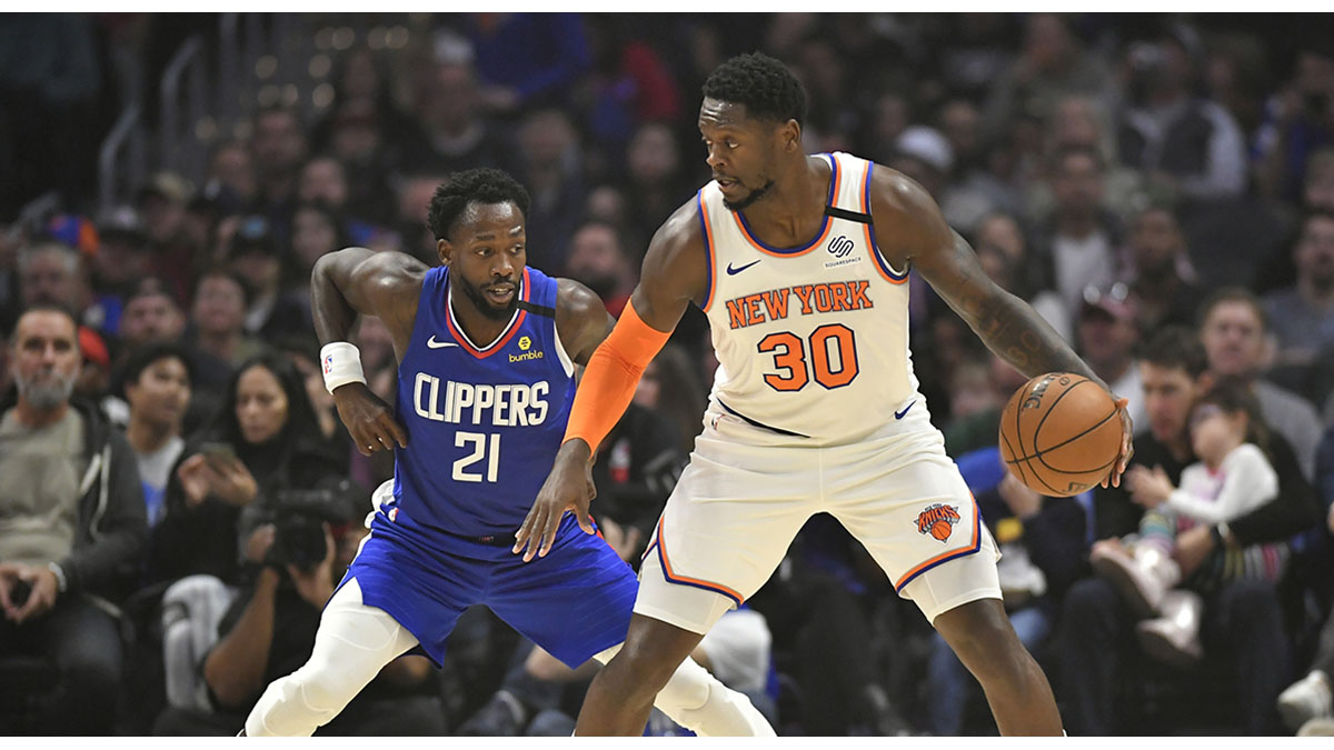 CLIPPERS / KNICKS SUR BEIN SPORTS 3